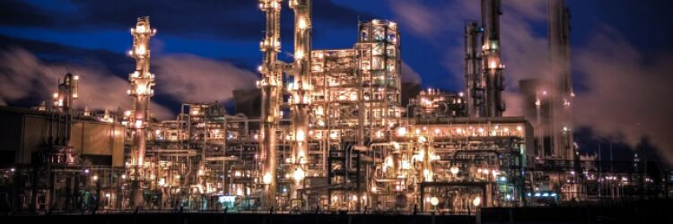 Header image of Refineries
