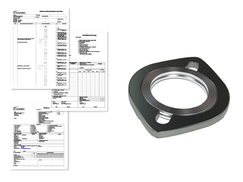 OEM Custom made gaskets