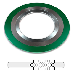 Leader Spiral Wound Gasket Type SRI