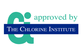 Clipperlon 2120 approved by The Chlorine Institute