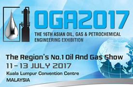 Leader Gasket Technologies present on OGA 2017  (Oil and Gas Asia)